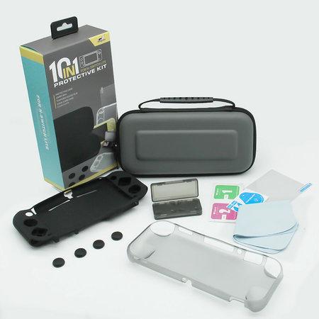 10-in-1 Nintendo Switch LITE Beschermingskit Protective Kit