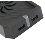 Xbox One X Stand mit Lüfter Lüfter