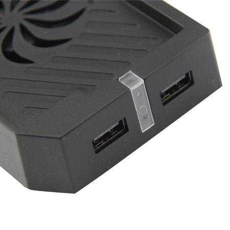 Xbox One X Stand with Cooler Fan Cooling fan