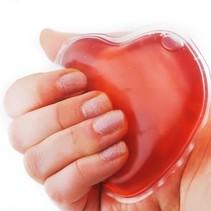 Heart Hand Warmer - Reusable Gel Hand Warmer - Heat Pads - Hot Pack Reusable