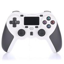 Draadloze Bluetooth Controller voor PS4 - Wit