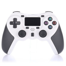 Drahtloser Bluetooth-Kontroller für PS4 - Weiss
