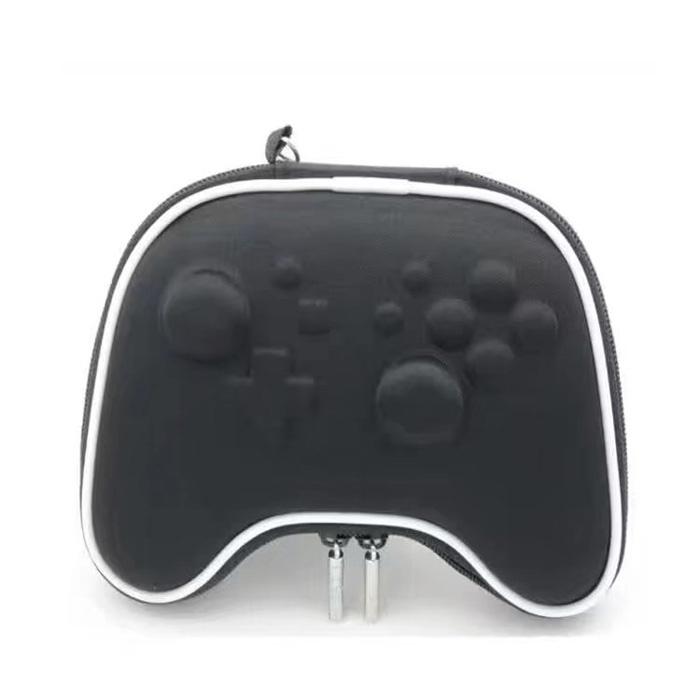 Door de hoogwaardige opbergtas voor je nintendo switch pro controller bescherm je de controller optimaal en ...