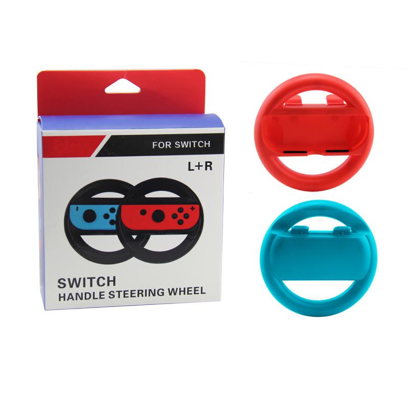 Perfecte stuurwiel set voor je nintendo switch. met deze stuurwieltjes wordt bijvoorbeeld het spelen van ...