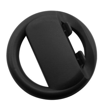 Nintendo Switch - Joy-con Stuurwiel Set Zwart