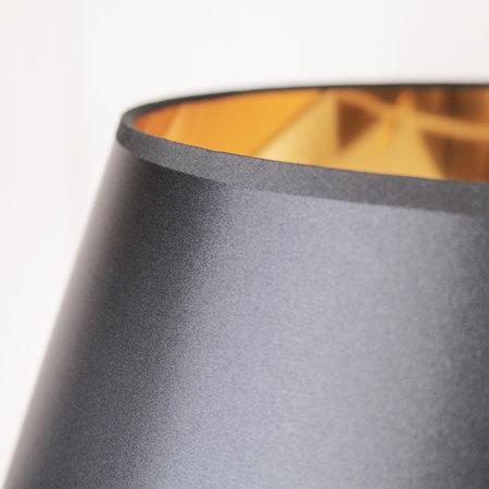 Geeek Table Lamp Floor Lamp AK-47 Gun Lamp Gold