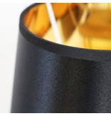 Geeek Table lamp Beretta 9mm Gun Lamp Gold