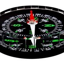 Hochwertiger Überlebens Kompass