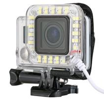 Led Licht Flitser Ring Verlichting voor GoPro