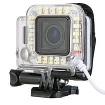 Led Light Flash Ring Light for GoPro