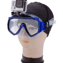 Solid Goggles for GoPro