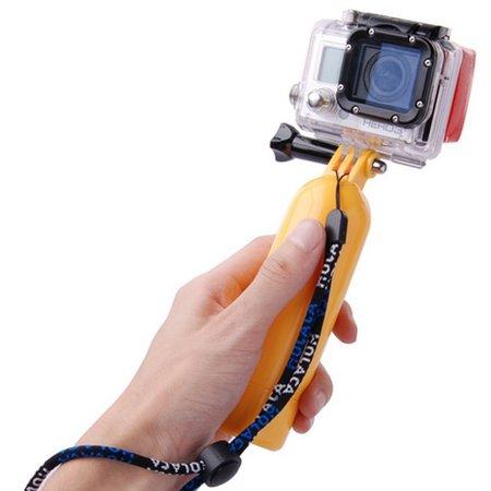 Geeek Bobber Handvat Drijvend voor GoPro