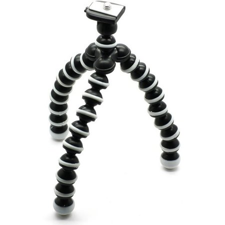 Geeek Quality Octopus Tripod Holder for GoPro