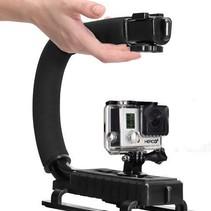 Kamerahalter / DSLR Griff für GoPro
