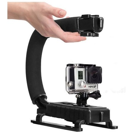 Geeek Camera Houder / DSLR Handle voor GoPro