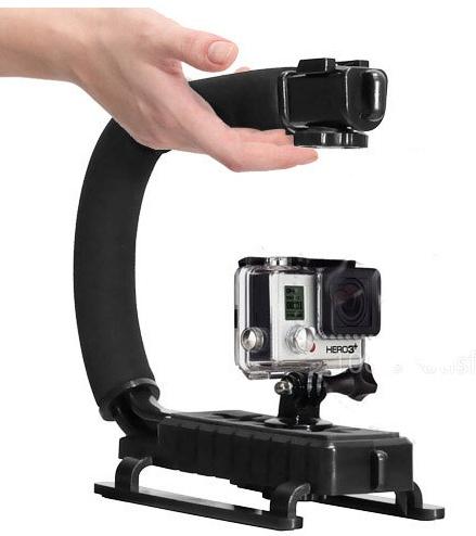 Camera Houder - DSLR Handle voor GoPro