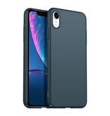 Geeek Rückseite Hülle Abdeckung iPhone Xr Hülle Green Forest