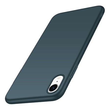 Geeek Back Case Cover iPhone Xr Hoesje Green Forest