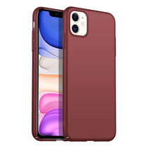 Back Case Cover iPhone 11 Case Burgundy Red