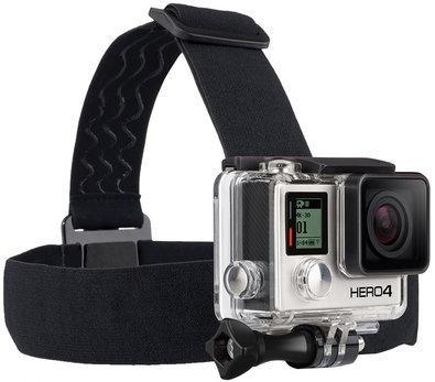 Met deze extra stevige hoofdband bevestig je je gopro hero camera eenvoudig op je hoofd. bereik hetzelfde ...