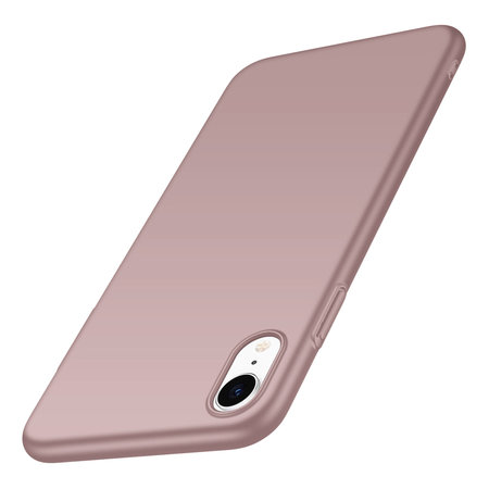Geeek Back Case Cover iPhone Xr Case Powder Pink