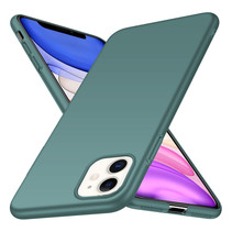 Rückseite Hülle Abdeckung iPhone 11 Hülle Grey Blue