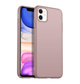 Geeek Back Case Cover iPhone 11 Hoesje Powder Pink