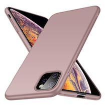 Rückseite Hülle Abdeckung iPhone 11 Pro Hülle Powder Pink