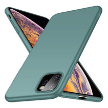 Back Case Cover iPhone 11 Pro Max Hoesje Grey Blue