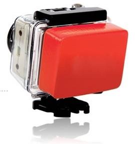De gopro hero drijvende spons is een musthave bij het schieten van beelden in of rond het water. met de ...