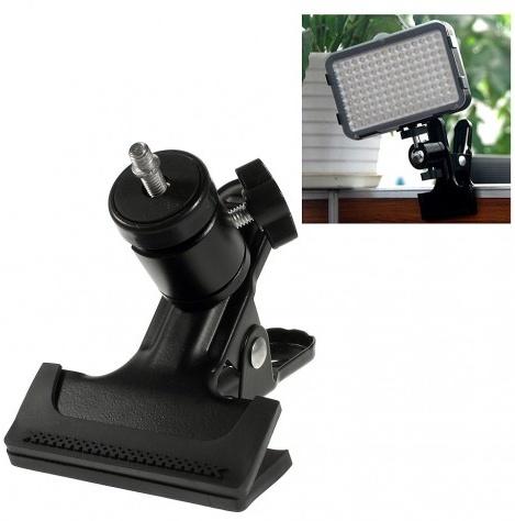 Hoogwaardige klem om de gopro camera aan objecten met eenã? van 6 tot 50 mm te bevestigen. hierdoor is het ...