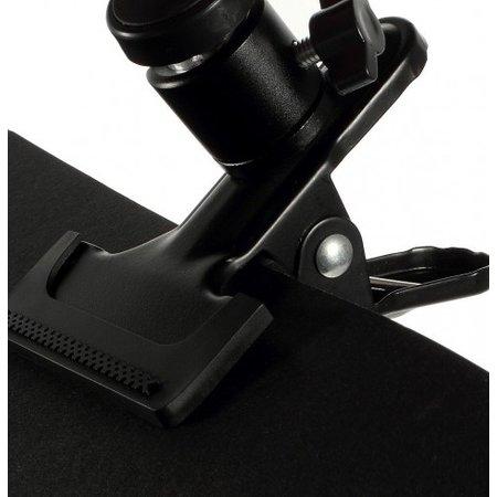 Geeek 360 Grad drehbare Clip Halterung für GoPro