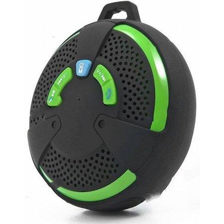 Geeek Waterproof Outdoor Bluetooth Speaker