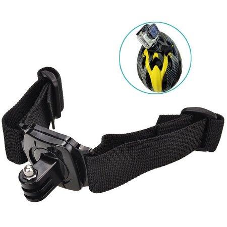Geeek Schlaufenhalterung für GoPro Helme mit Luftschlitze