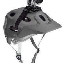 Vented Helmet Holder Strap Mount for GoPro
