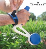 Apolyne Walk & Weight Weight Cuffs with Handles (pack of 2) - Home Fitness