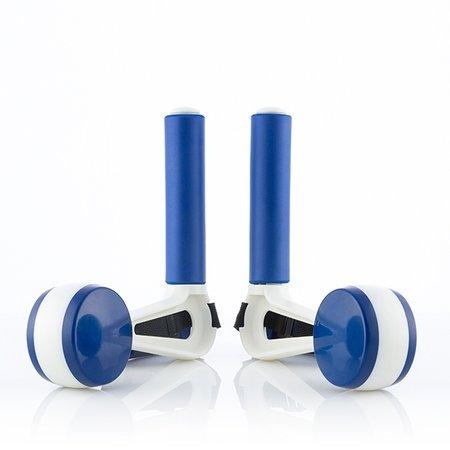Apolyne Walk & Weight Gewichtsmanchetten met Handgrepen (pak van 2) - Home Fitness