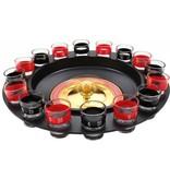 Party Drink Roulette mit 16 Gläsern - Trinkspiel