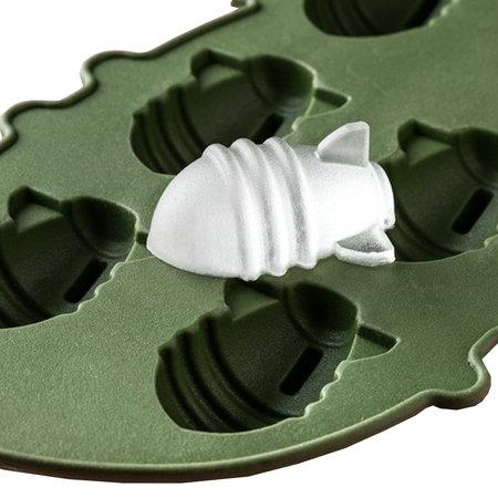 Eiswürfelschale Atombombe Bombenbomben Eiswürfel Eiswürfel Form