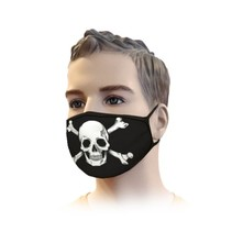 Mouth mask Streetwear Pirate Design | Mouth Nose Mask | Mouth mask