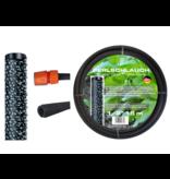"GARDITECH Drip hose Sweat hose Drip line 1/2 ""with connecting piece"