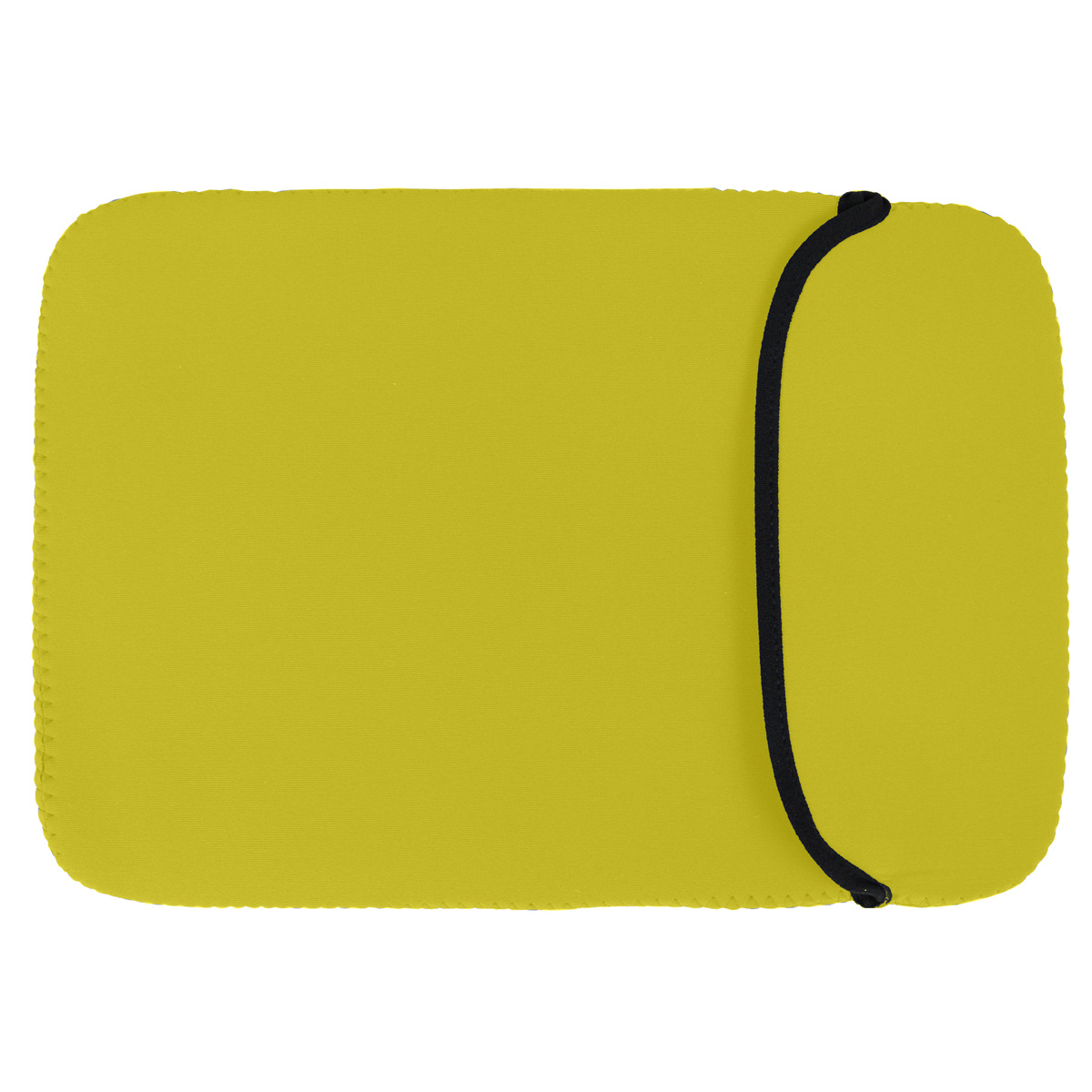 13 Inch Macbook Laptop Chromebook Neopreen sleeve case Geel