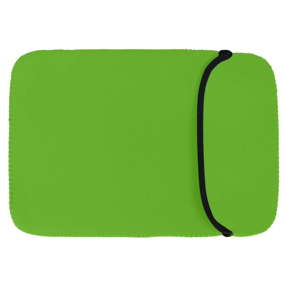 13 Inch Macbook Laptop Chromebook Neopreen sleeve case Groen