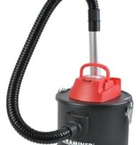 Malatec Multi-functional Stove Ash Vacuum Cleaner - Pellet Stove Vacuum Cleaner - Fireplace Ash Piston - Bagless -  10L - 800Watt