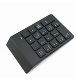Geeek Draadloos Numeriek Toetsenbord Keypad