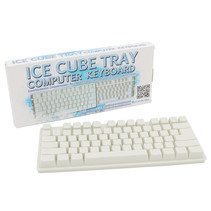 Ice cube tray keyboard