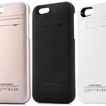 IPhone 6 Plus Bumper cover + Power-Bank - 4000 mAh