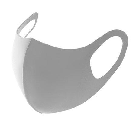 Gesichtsmaske Fashion Grau   Mund-Nasen-Maske   Mund Maske