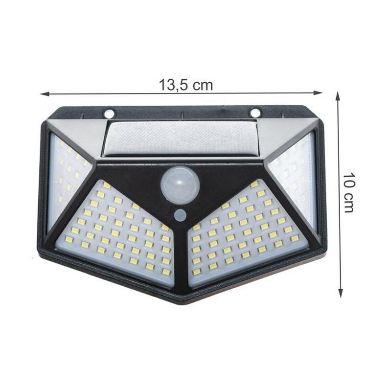 Solar Outdoor Lamp With Motion Sensor, Motion Sensor Lamp Outdoor