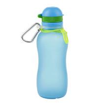 Viv Bottle 3.0 - Opvouwbare Siliconen Fles / Bidon - Blauw